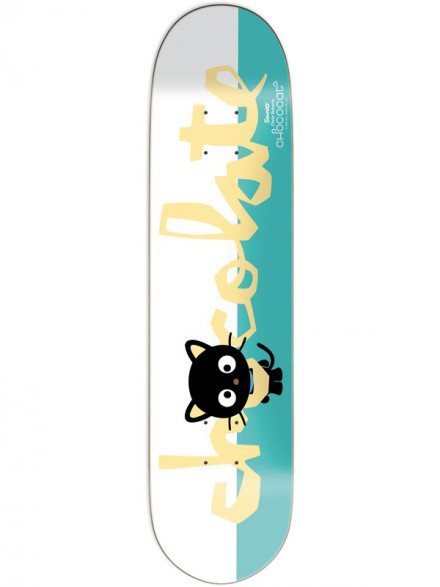 "Tabla Chocolate Chococat Sanrio Roberts 8.25"" X 31.625"""