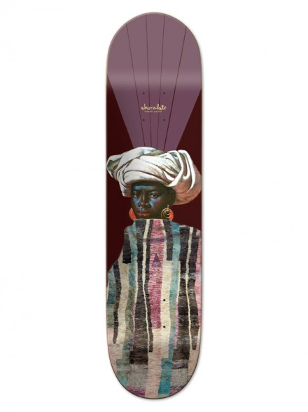 """Tabla Chocolate Goddess Alvarez 8"""" X 31.5"""""""
