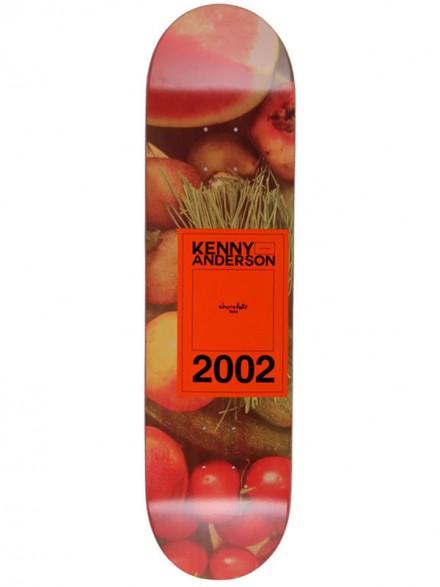 """Tabla Chocolate Inaugural Anderson 8.125"""" X 31.625"""""""