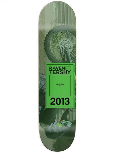 """Tabla Chocolate Inaugural Tershy 8.375"""" X 31.75"""""""