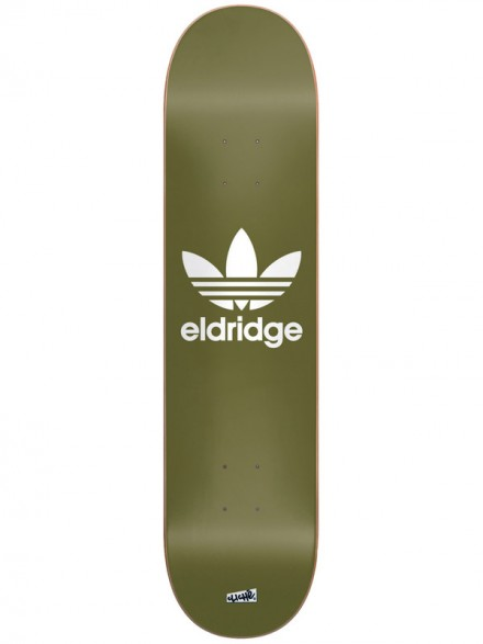 Tabla Cliché x Adidas Eldridge Originals Army Wht 8.0