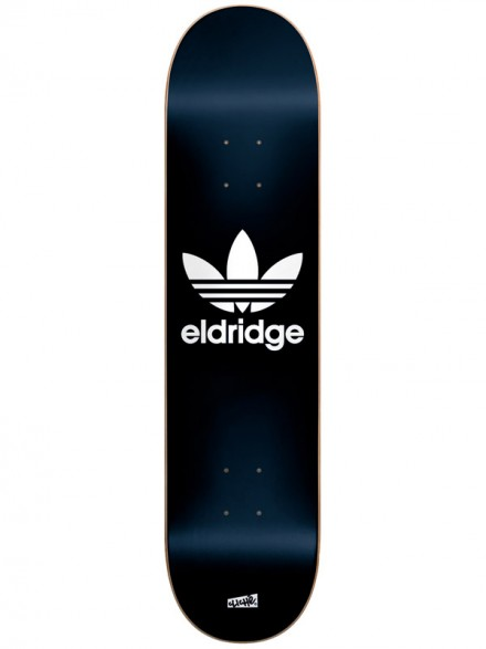 Tabla Cliché x Adidas Eldridge Originals Blk Wht 8.25