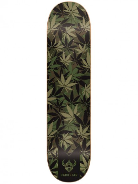Tabla Darkstar High Times Green 7.75
