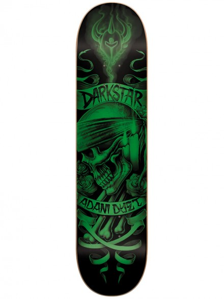 Tabla Darkstar Shrine Adam Dyet Green Blk 8