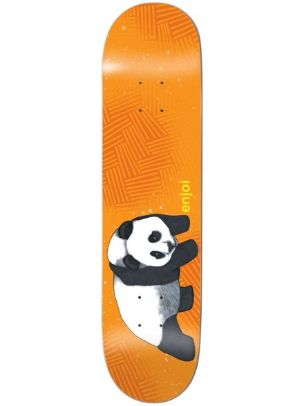 Tabla Enjoi Animal Series Panda Orange 8.25