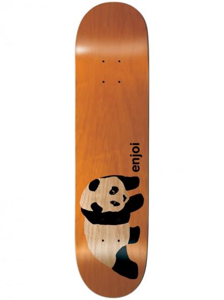 Tabla Enjoi Original Panda Clear Orange 8.1
