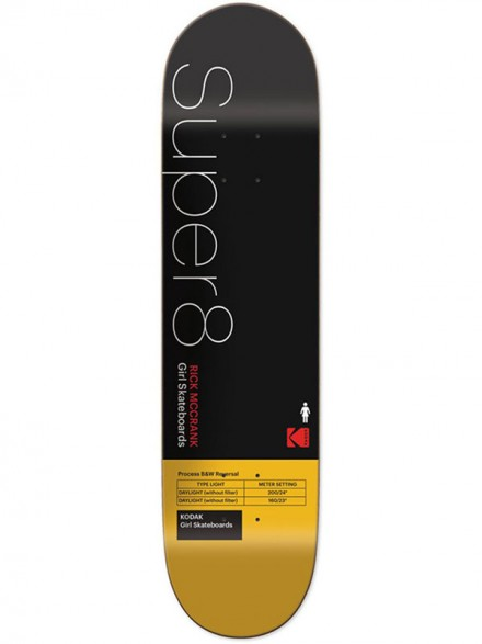 "Tabla Girl X Kodak Mccrank 8.375"" X 31.75"""
