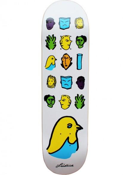 Tabla Skate Ludica Pigeon 8.5