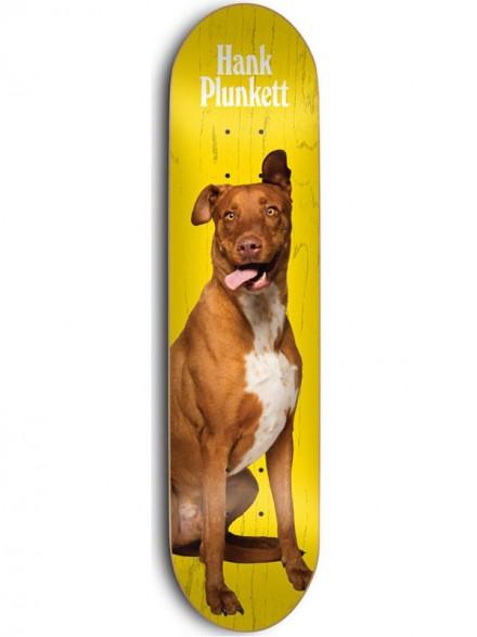 "Tabla Skate Mental Hank Plunkett 8.0"""