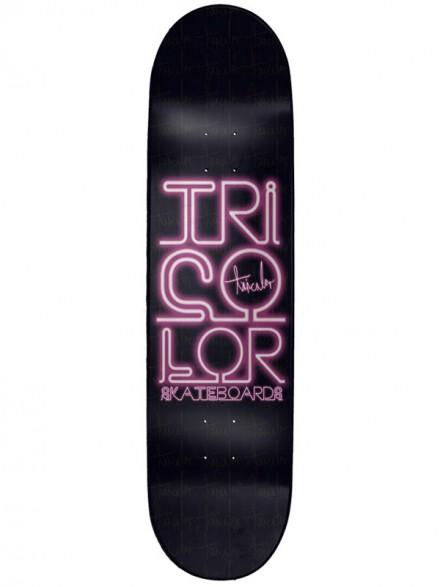 Tabla Tricolor Trico Neon 8.125