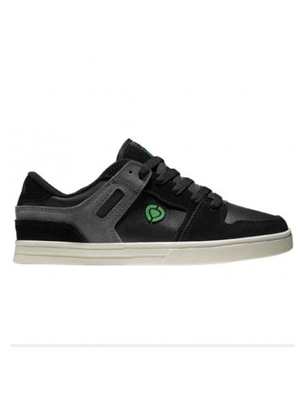 Tenis Skate Circa Gallant Black/Classic Green