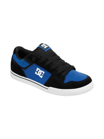 Tenis Skate Dc Match 2 Black Blue