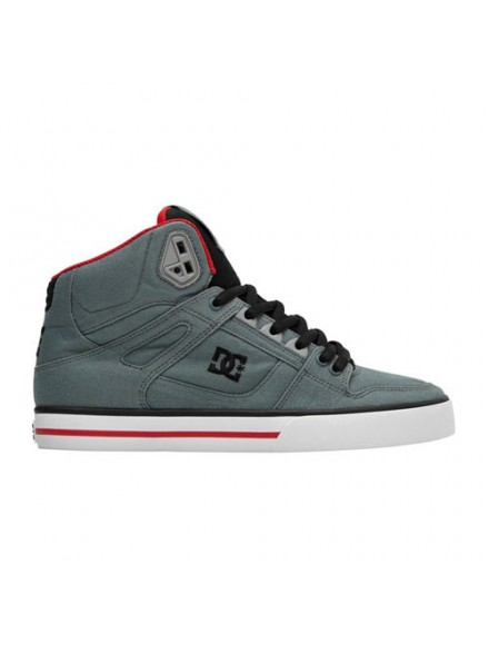 Tenis Skate Dc Spartan High Wc Tx Blue Ashes