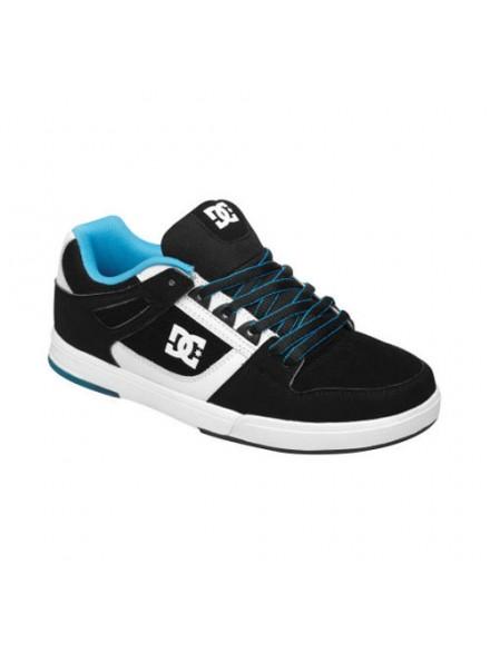 Tenis Skate Dc Spartan Lite Black/White/Black