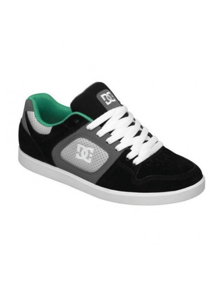 Tenis Skate Dc Union Black/Battleship/White