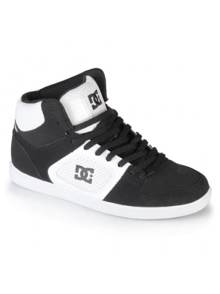 Tenis Skate Dc Union High Black White Black 9.5