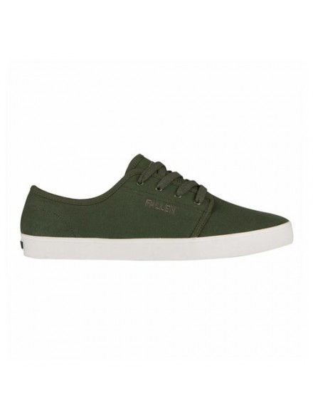 Tenis Skate Fallen Daze Surplus Green/White