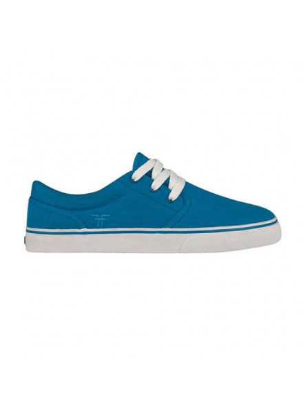 Tenis Skate Fallen The Easy Sky Blue/White 9