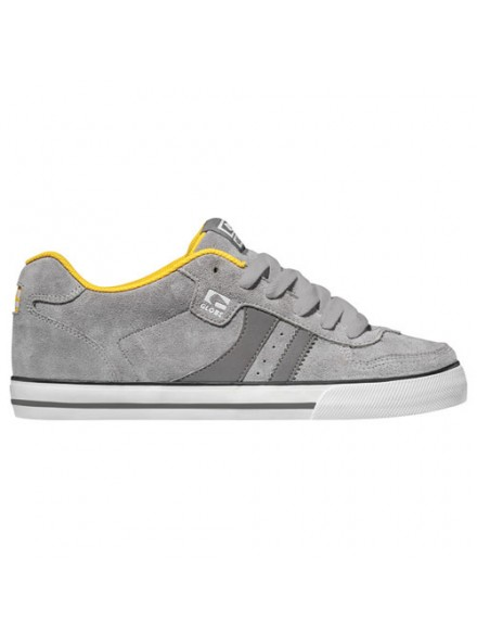 Tenis Skate Globe Encore Grey/Yellow