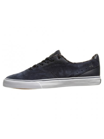 Tenis Skate Globe The Sabbath Navy/Leopard