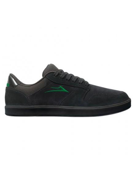 Tenis Skate Lakai Bb3 Black Suede