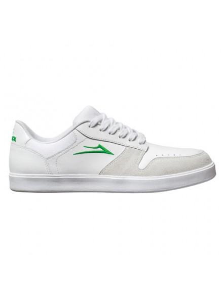 Tenis Skate Lakai Bb3 White Leather
