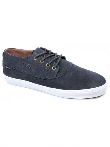 Tenis Lakai Camby Mid Navy Suede