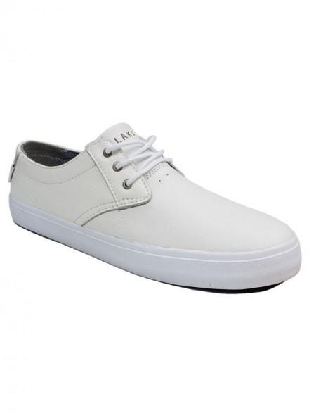Tenis Lakai MJ Echelon White Leather