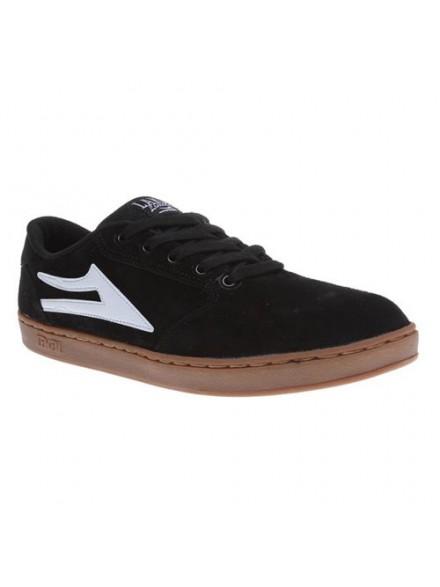 Tenis Skate Lakai Pico Xlk Black/Gum Suede 7