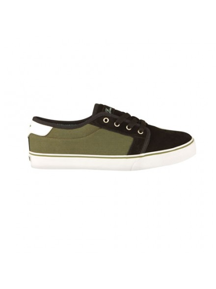 Tenis Skate Fallen Forte Surplus Green/Black