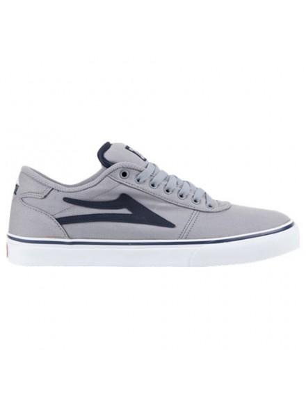Tenis Skate Lakai Manchester Grey/Canvas