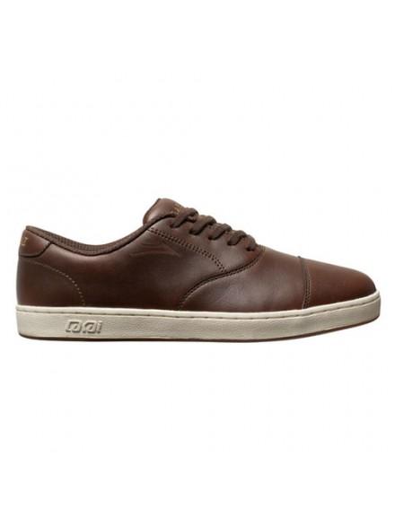 Tenis Skate Lakai Mj Echelon Xlk Brown Leather 11