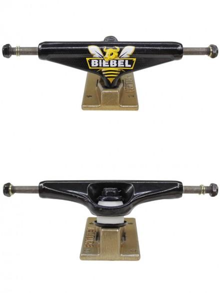 Trucks Venture Biebel Gloss Black Low 5.0