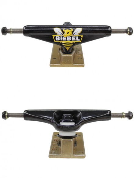 Trucks Venture Biebel Gloss Black High 5.25