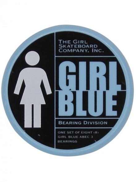 Baleros Skate Girl Blue ABEC 3
