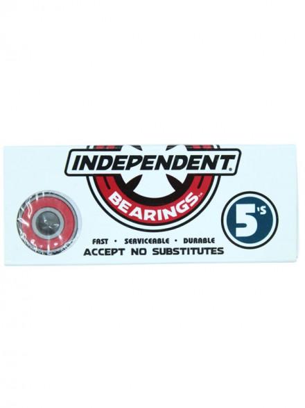 Baleros Skate Independent ABEC 5
