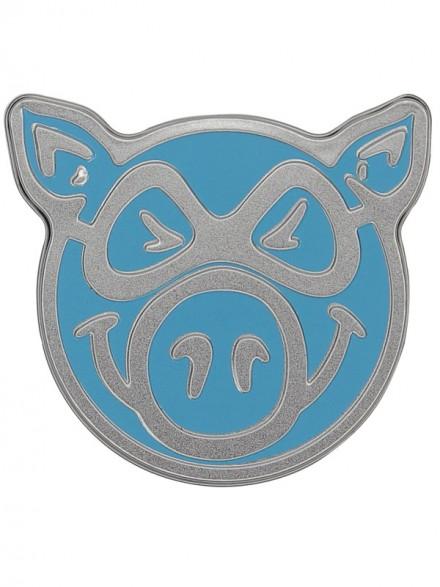 Baleros Skate Pig Neon Azul Abec 5