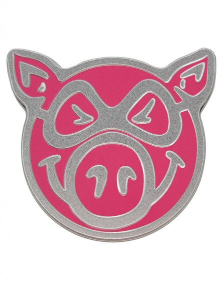 Baleros Skate Pig Neon Rosa Abec 5