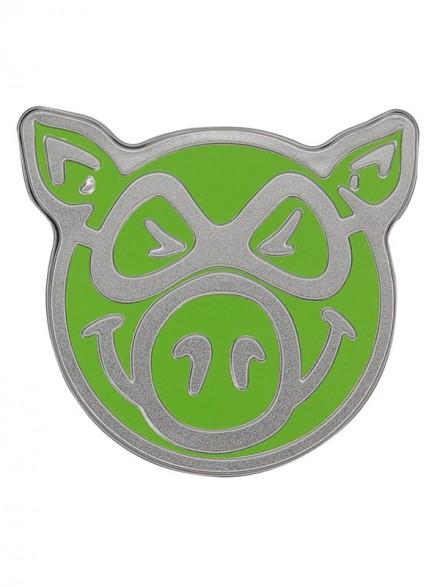 Baleros Skate Pig Neon Verde Abec 5