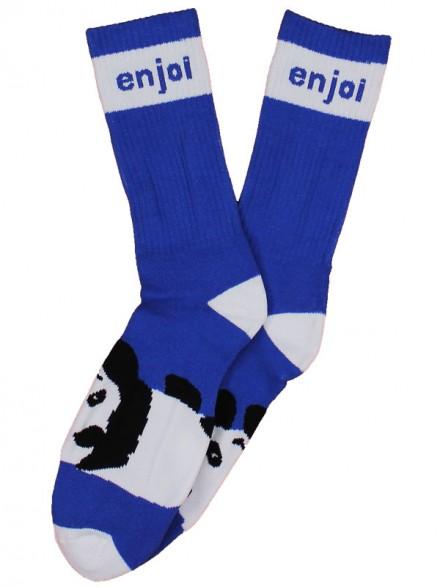 Calcetas Enjoi Panda Feet Blue