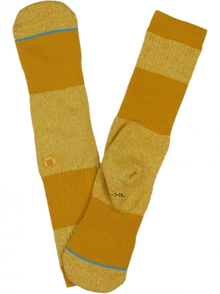 Calcetas Stance Spectrum Yellow