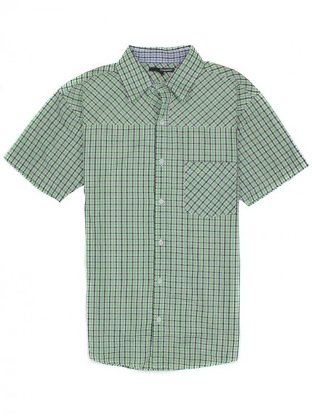 Camisa Quiet Life Madison Green