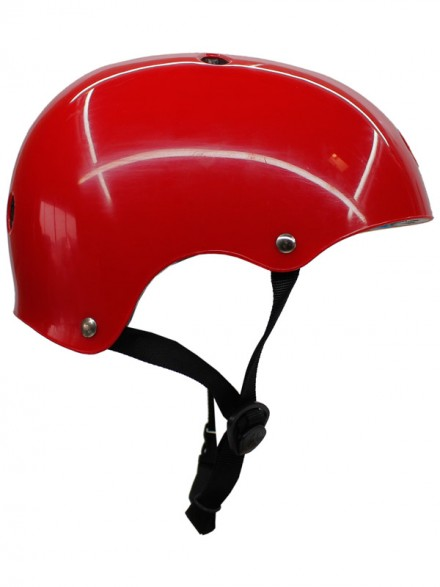 Casco Skate S-One Big Head Red