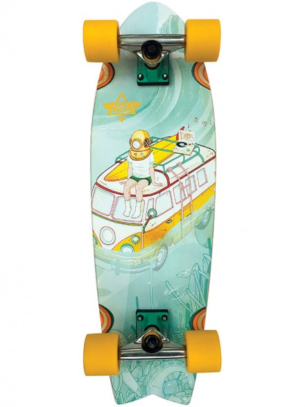 Cruiser Dusters Kosher Sunken Teal 28""