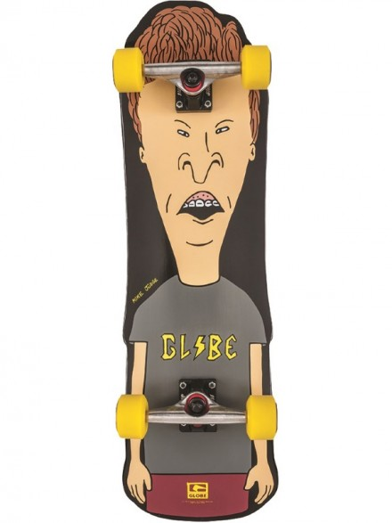 Cruiser Skate Globe Butthead Blk 32