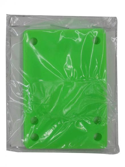 """Elevadores Codice Verde Neon 1/8"""""""