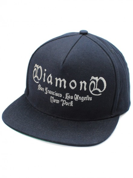 Gorra Diamond Gang Snapback Navy