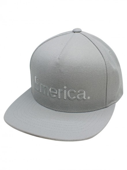 Gorra Emerica Pure Grey