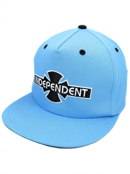 Gorra Independent O.G.B.C Adjustable Twill Blue