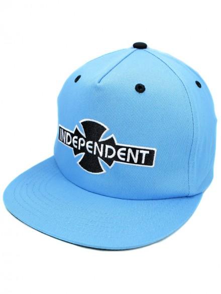 Gorra Independent O.G.B.C Adjustable Twill Blue